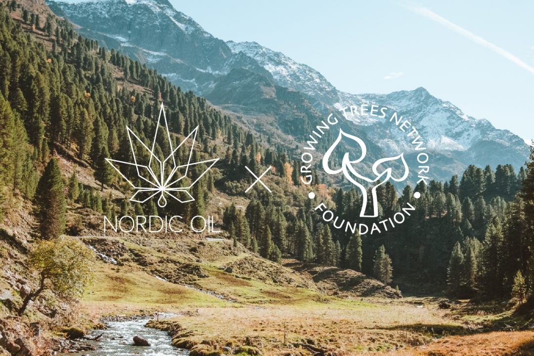 Nordic Oil x Growing Trees